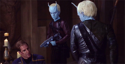 The Andorians had spent thirty one years waiting for a call back...