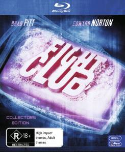 Fight Club Blu Ray