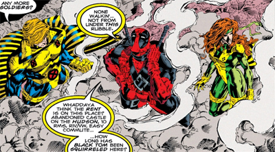 Deadpool team-up!