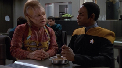 Tuvok probably knows quite a bit about inconvenient mating schedules...