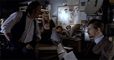 Not so Lone Gunmen...