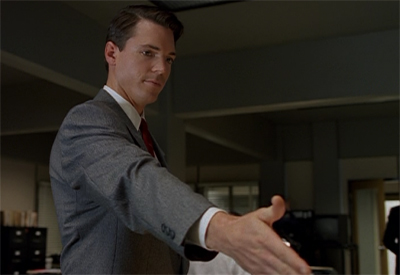 Krycek's involvement in Duane Barry and Ascension makes a lot more sense if you think of him as a jilted lover...