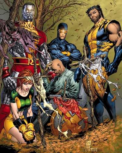 Mourning ex-X-Men...