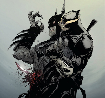 Batman in The New 52: The Court of Owls