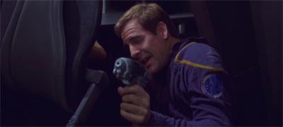 Reed's idea of randomly hiding phase pistols finally pays off!