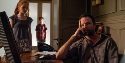 All work and no play makes Rory Cochrane a dull boy...
