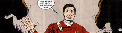 Excelsior, Captain!