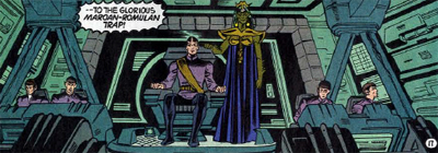 Roamin' Romulans...