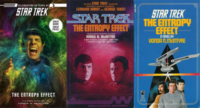 Star Trek – The Entropy Effect by Vonda N. McIntyre (Review) | the ...