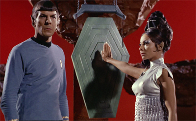 Bride of Spock...