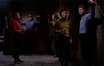 Nimoy had warned Shatner about antagonising the supporting cast...