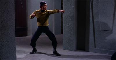 Takei vs. Shatner, round 2!