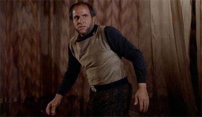 """Damn dirty Klingon!"""