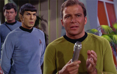 William Shatner's attempts to offer spoken word serenades were not enthusiastically appreciated...