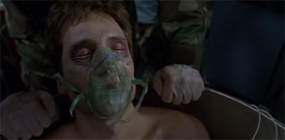 Mulder on ice...