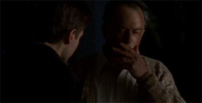 Cigarette-Smoking Dad...