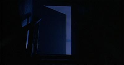 The scary door...