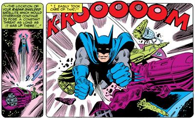 Super bats!