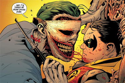 Peter Tomasi Patrick Gleason S Run On Batman Robin