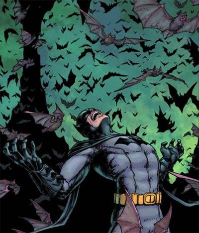 Beware the Batman...