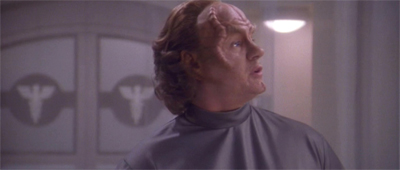 Phlox gets his Scully on...