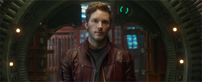 Star (Lord) of the show...