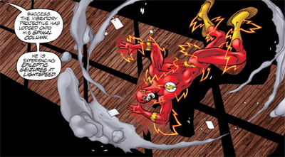Flash is not going to save every one of us...