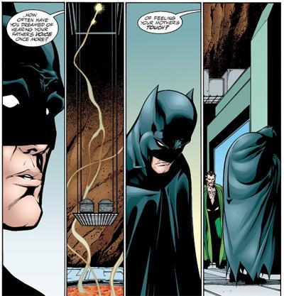 The last temptation of Batman...
