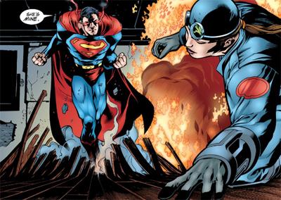 Beware the Superman...