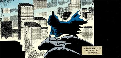 Goin' to Gotham...
