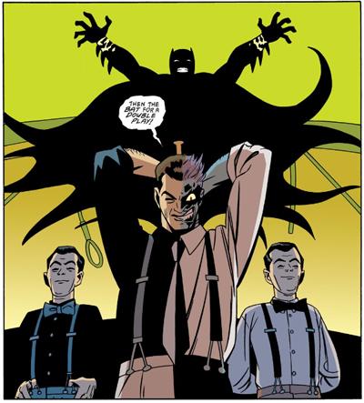 Bat man!