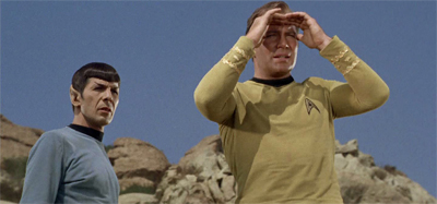 Kirk can't see an end to this...