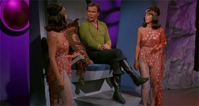 Kirk isn't throne in the slightest...