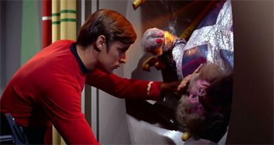 """""""He's dead, Captain..."""""""