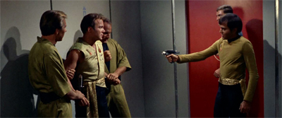 """Chekov? You've been on the ship like ten minutes!"""