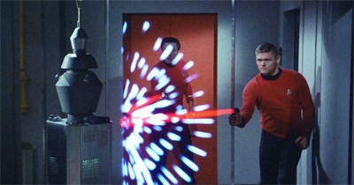 """""""Don't worry, I'm sure these two anonymous redshirts will deal with the problem..."""""""