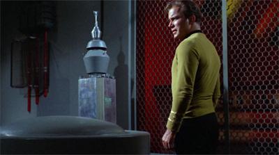 Testing Kirk's metal...