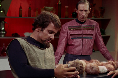 Kor-ax Klingon values...