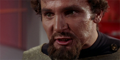 Korax is really a mid-level Klingon accountant looking to let off some steam.