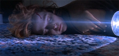 """Yes, Mulder. I'll wander off in the middle of the night by myself while you do the safe stuff. Great idea."""