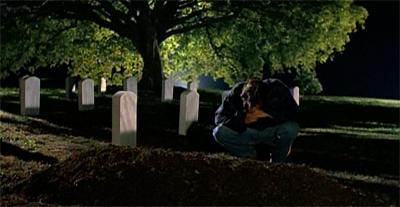 Grave trouble...