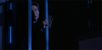 Mulder takes his window of opportunity...