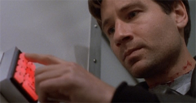 At this point, Mulder's theories are a lock...