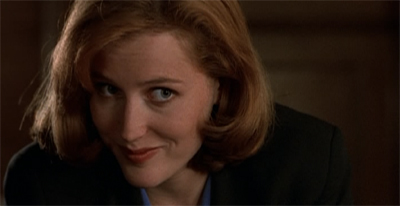 Scully will never die.
