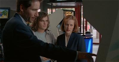 Game on, Mulder...