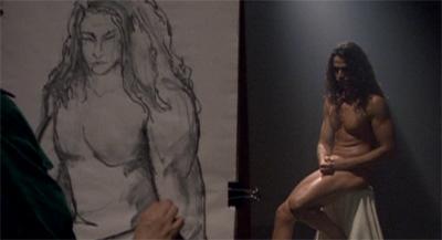 An artist's depiction...
