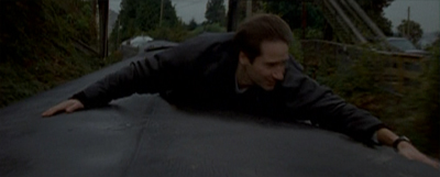 Mulder has a train to catch...