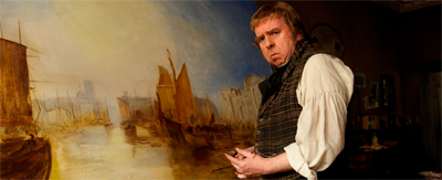 Portrait of the artist as Timothy Spall...