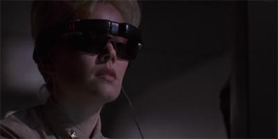 I wear my sunglasses in space...