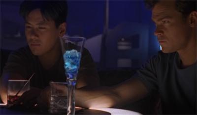 """""""What is it?"""" """"It is... it is blue."""""""